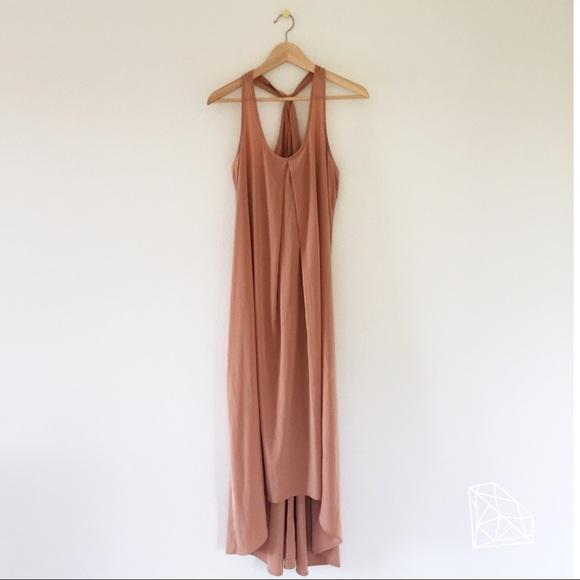 Forever 21 Dresses   Skirts - 🌞Forever 21 Racerback High Low Maxi Dress 🌞 5593b8319